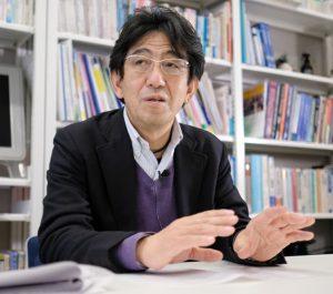 磯貝 浩久 教授